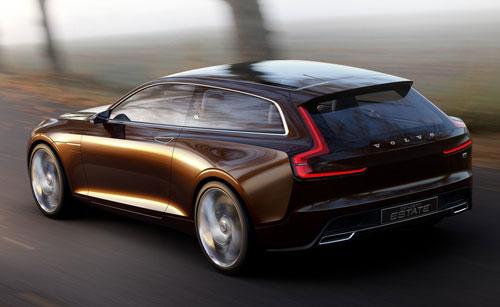 Volvo Estate Concept (trasera)