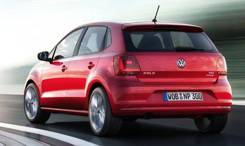 VW Polo (trasera)