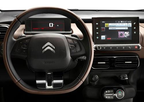 Citroën C4 Cactus (interior)