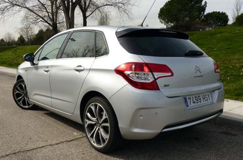 Citroën C4 (trasera)