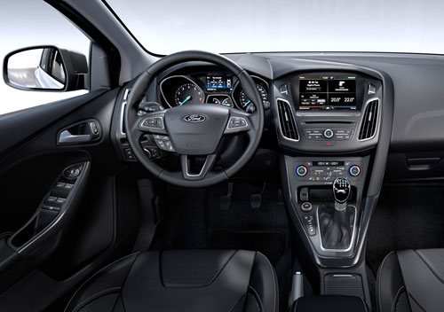 Ford Focus (interior)