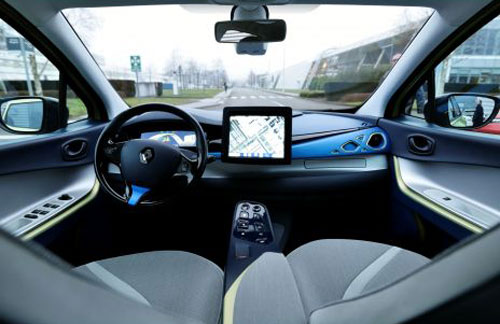 Renault Next Two (interior)
