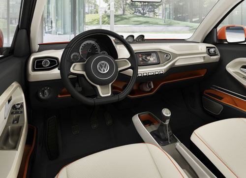VW Taigun Concept (interior)