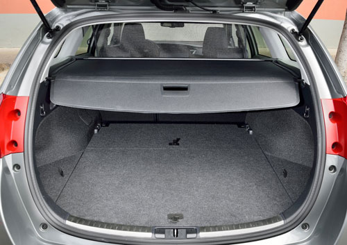Toyota Auris TS (maletero)