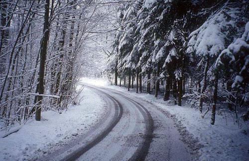 Conducción con nieve