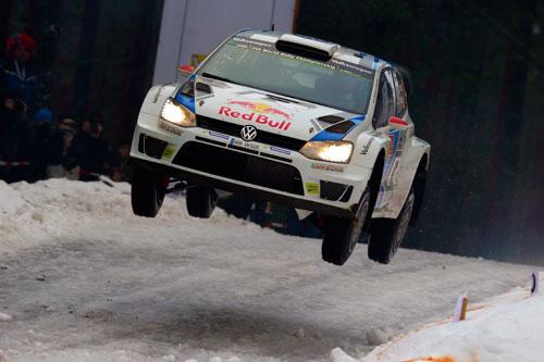 Latvala (ganador) WRC