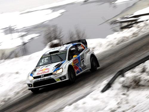 Mikkelsen (segundo) WRC