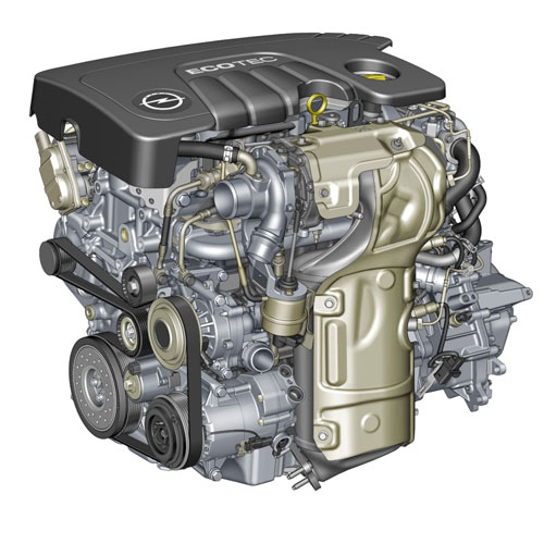 Motor CDTI