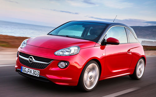 Opel Adam Turbo