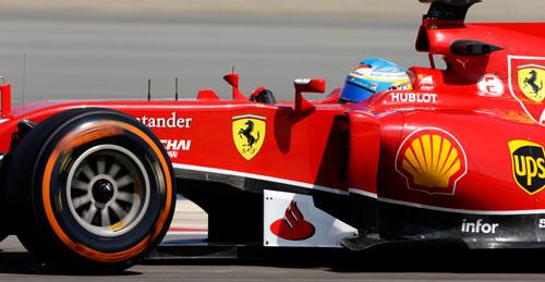 Tests Fórmula 1