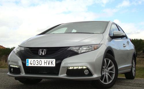 Honda Civic (frontal)
