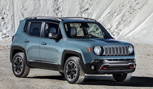 Jeep Renegade (frontal)