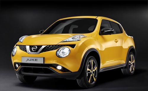 Nissan Juke (frontal)