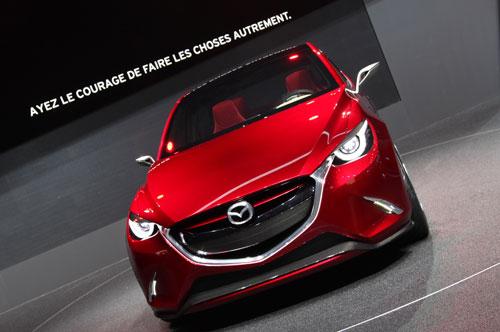 Mazda Hazumi (frontal)