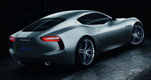 Maserati Alfieri Concept (trasera)