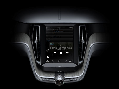 Volvo Apple CarPlay (2)