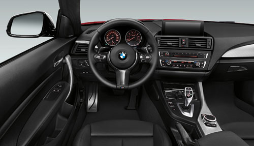 BMW Serie 2 Coupé (interior)