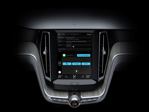 Volvo Apple CarPlay (3)