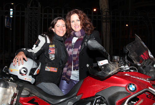 Alicia y Rosana
