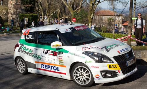 Copa Suzuki Swift
