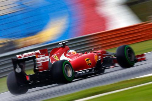 Fernando Alonso - Fórmula 1 - GP Malasia