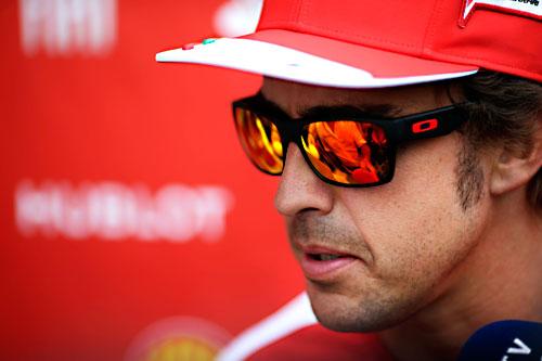 Fernando Alonso - GP Malasia - Fórmula 1