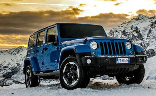 Jeep Wrangler Polar