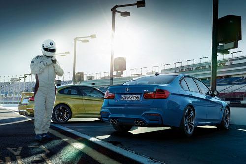 Precios BMW M3 y M4