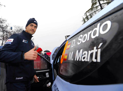 Dani Sordo - Rally de Portugal - Hyundai
