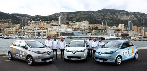 Rally Montecarlo Zenn