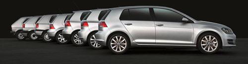 Volkswagen Golf - 40 aniversario