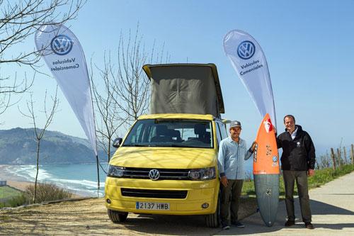 Volkswagen y Aritz Aranburu