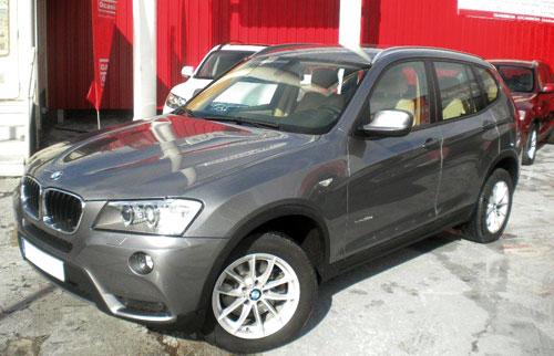 BMW X3 - Gamboa