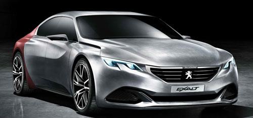 Peugeot Exalt (frontal)