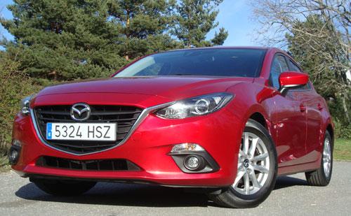 Mazda 3 (frontal)