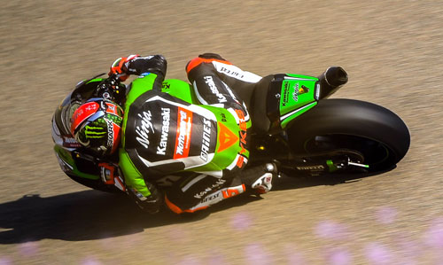 Tom Sykes - Superbikes