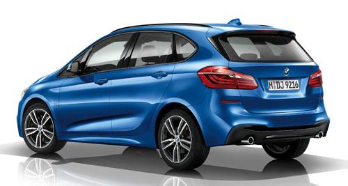 BMW Serie 2 Active Tourer M (trasera)
