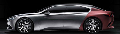 Peugeot Exalt (lateral)