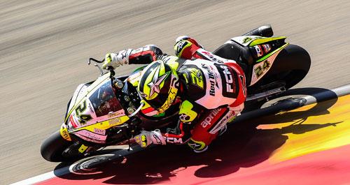Toni Elías - Superbikes