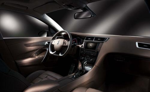 Citroën DS 5LS (interior)