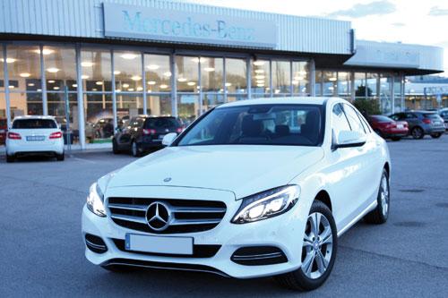 Mercedes-Benz Clase C - Citycar Sur