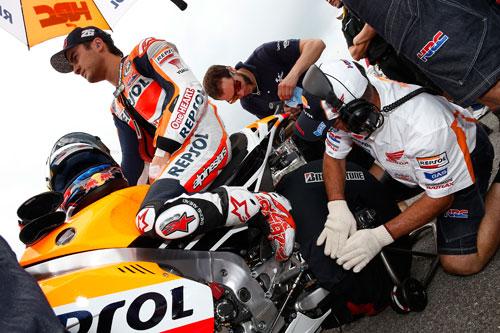 Dani Pedrosa - MotoGP Argentina