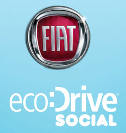 Fiat EcoDrive Social