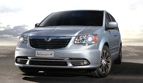 Lancia Voyager Family Class