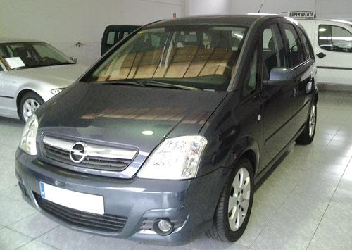 Oferta Talleres Fórmula - Opel Meriva