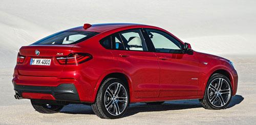 Precios BMW X3 y X4