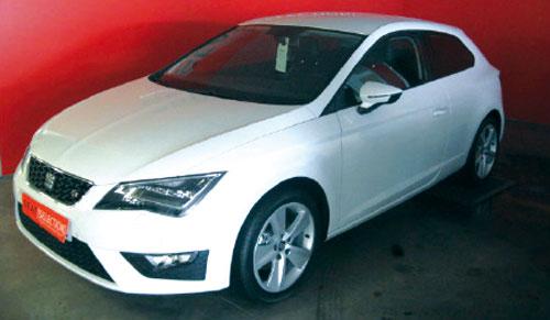 Seat León - Motor DyE