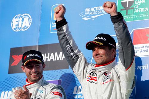 Sebastien Loeb - WTCC