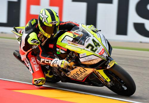 Toni Elias - Superbikes