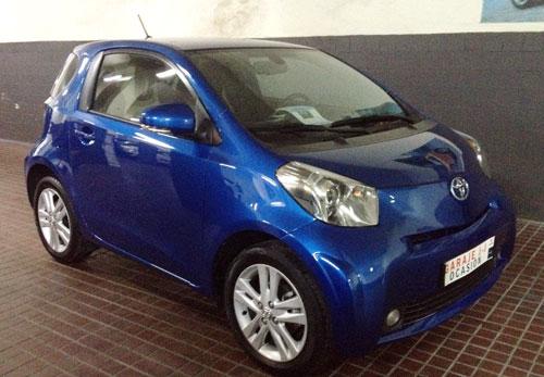 Toyota iQ - Garaje J-J